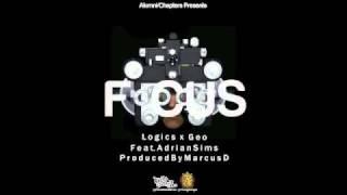 "DJ B-Mello Presents ""Focus"" feat AyeLogics x Geo (Blue Scholars)"