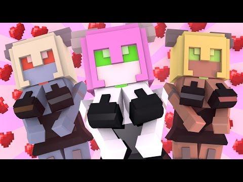 Minecraft | MY NEW ROBOT GIRLFRIEND! Lovely Robots Mod Showcase!