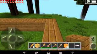 TRYING WORLD CRAFT + DOWINLOAD