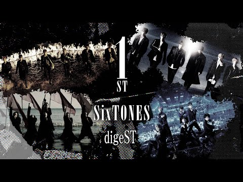"SixTONES ""1ST"" digeST movie"
