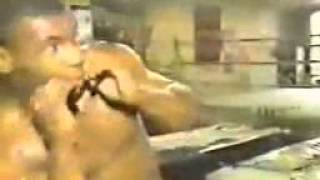 Mike Tyson training highlights (Speed Kills)