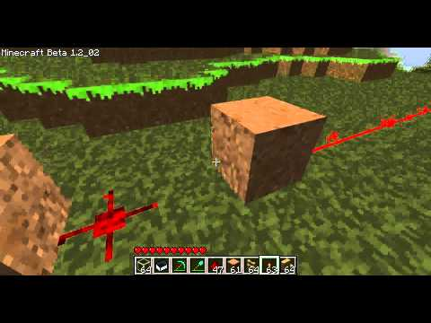 Minecraft: How to Extend Redstone Dust_Wire