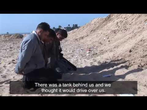 Gaza War Crimes Investigation: Human Shields