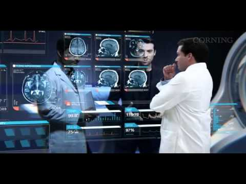 Digital glass displays - Is this the future?