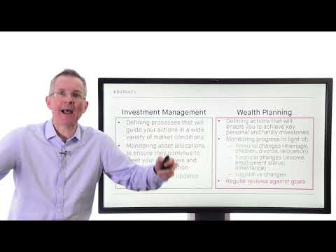 Killik Explains: What do Investment Managers and Wealth Planners do?