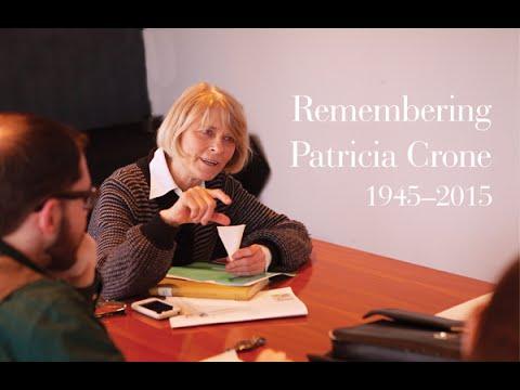 Remembering Patricia Crone (1945–2015)