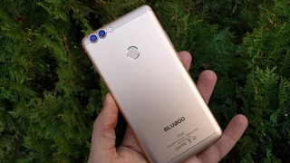 Bluboo Dual - Dr. Android review (Greek)