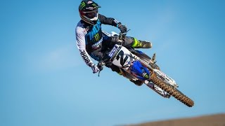 We chat with factory Yamaha's Cooper Webb about his move to the 450...