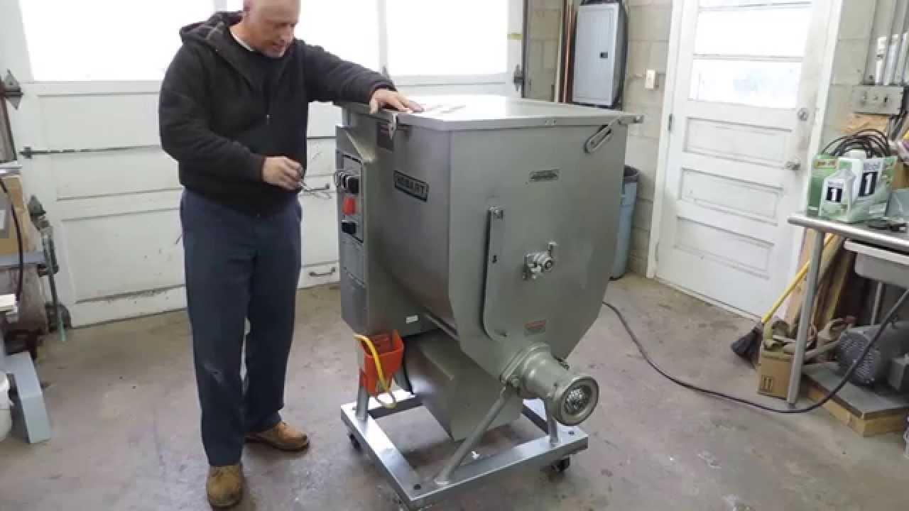 hobart meat grinder mixer chopper extruder on ebay