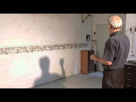 Peter Vogel Soundwall performance