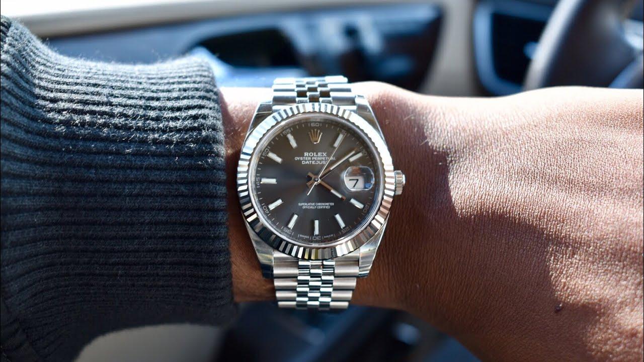 Rolex Datejust 2017