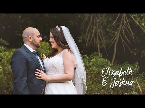 Yorkshire Wedding Videographer | Sun Pavilion, Harrogate |  Lizze and Joshua