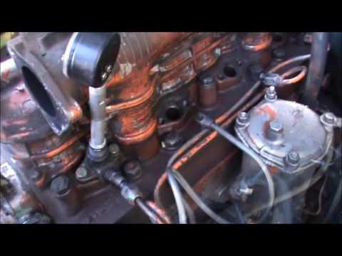 Самодельный кран для снятия двигателя легкового автомобиля.