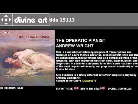 "Radio review of my album, ""The Operatic Pianist"""