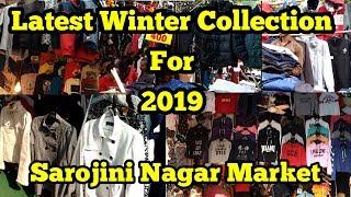 Winter Collection | Sarojini Nagar | Latest Collection 2019
