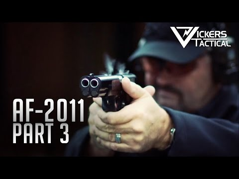 Shooting the Double Barrel 1911 - INCREDIBLE SLOW MOTION!!!