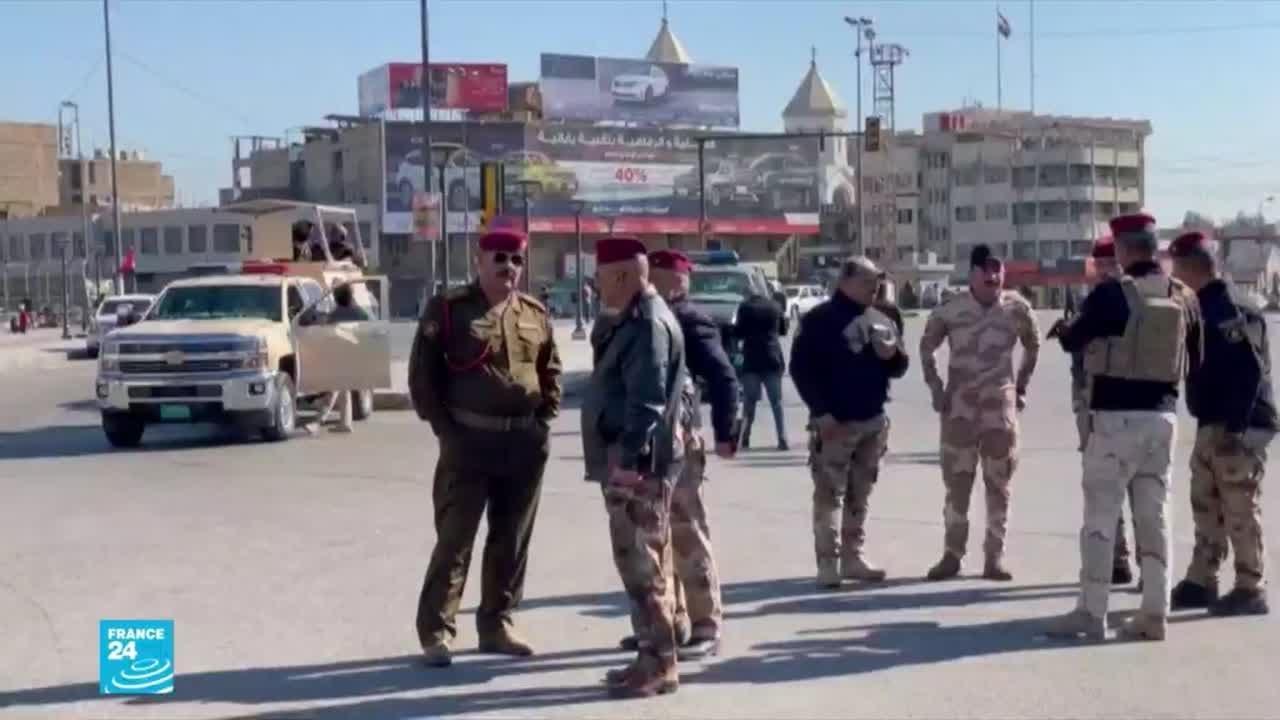 إقالات وتغييرات في الأجهزة الأمنية والاستخباراتية العراقية بعد التفجير الانتحاري المزدوج ببغداد  - نشر قبل 4 ساعة