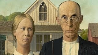 Video American Gothic (Grant Wood) download MP3, 3GP, MP4, WEBM, AVI, FLV Januari 2018