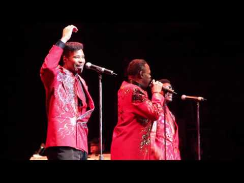 WILLIAM HART AND THE DELFONICS BEACON THEATRE NEW YORK CITY 2-11-17
