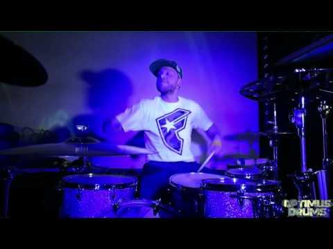 ★ OPTIMUS DRUMS ★ - Zedd - Clarity Live Drumcover