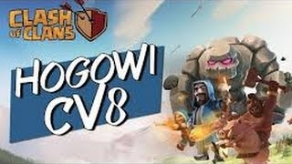 Elite Clash Br Perfect cv 8 Gohowi -Clash of Clans/ Clash Crazy