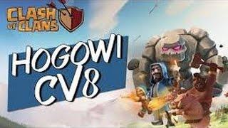 Elite Clash Br Perfect cv 8 Gohowi -Clash of Clans/ Clash Crazy