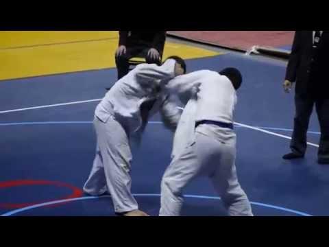 Boys Judo Champion 198 lbs: Z. Palimo