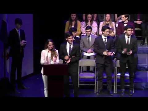 PANAMUN XXIV Closing Ceremony 2016