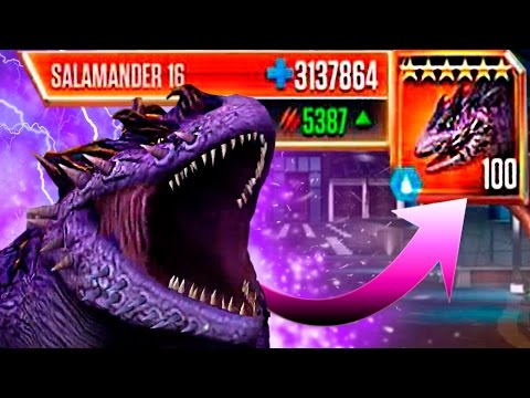 Omg New Dino Ideas For Jurassic World The Game Doovi