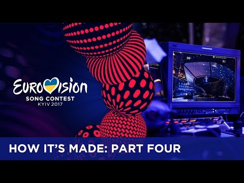 How It's Made Part Four: The floormanagers of the Eurovision Song Contest