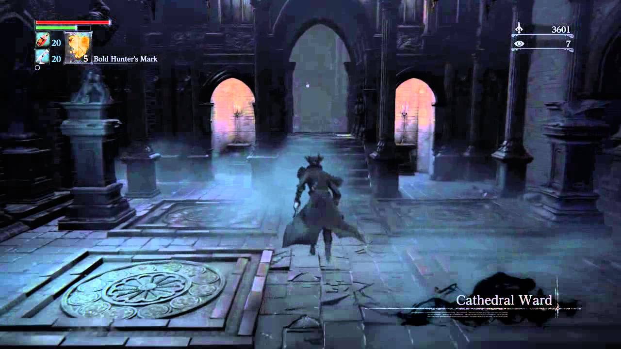 how to have eileen appear in the catherdral ward