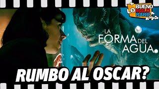 Video Shape of Water, Una obra Maestra de Guillermo del Toro (Lo Bueno, Lo Malo, Lo Raro)) download MP3, 3GP, MP4, WEBM, AVI, FLV Desember 2017