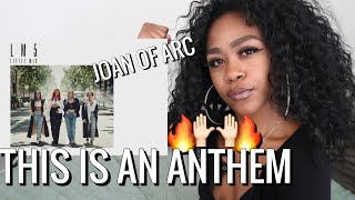 LITTLE MIX - JOAN OF ARC (OFFICIAL AUDIO) REACTION | REVIEW Video