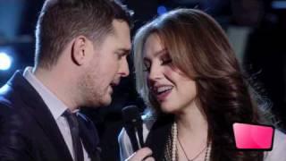 Thalia Performs 'Feliz Navidad: With Michael Buble
