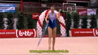 Anna Bubenshchikova (RUS) - Senior 04 - Happy Cup Gent 2015