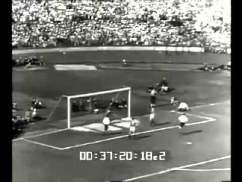 Italia - Inghilterra 0-4 - 16 maggio 1948 - gara amichevole