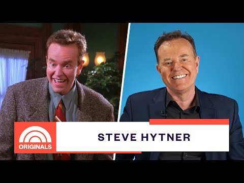 'Seinfeld' Actor Steve Hytner Talks Kenny Bania's Best Lines & How He Booked The Role | TODAY