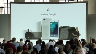 Supercut of Google's hardware and Pixel event   October 4, 2016