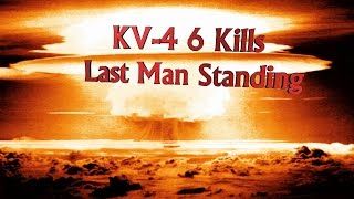 world of tanks xbox one kv 4 6 kills last man standing