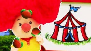 Caillou en Français   Caillou et le Cirque   dessin animé en entier   NOUVEAU 2018