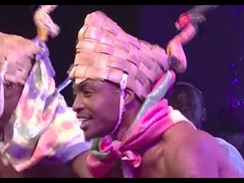 Cote d'Ivoire traditional dances | Bacome Niamba | TEDxPortBouet