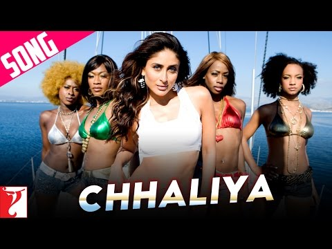 Chhaliya Song | Tashan | Kareena Kapoor | Sunidhi Chauhan | Piyush Mishra