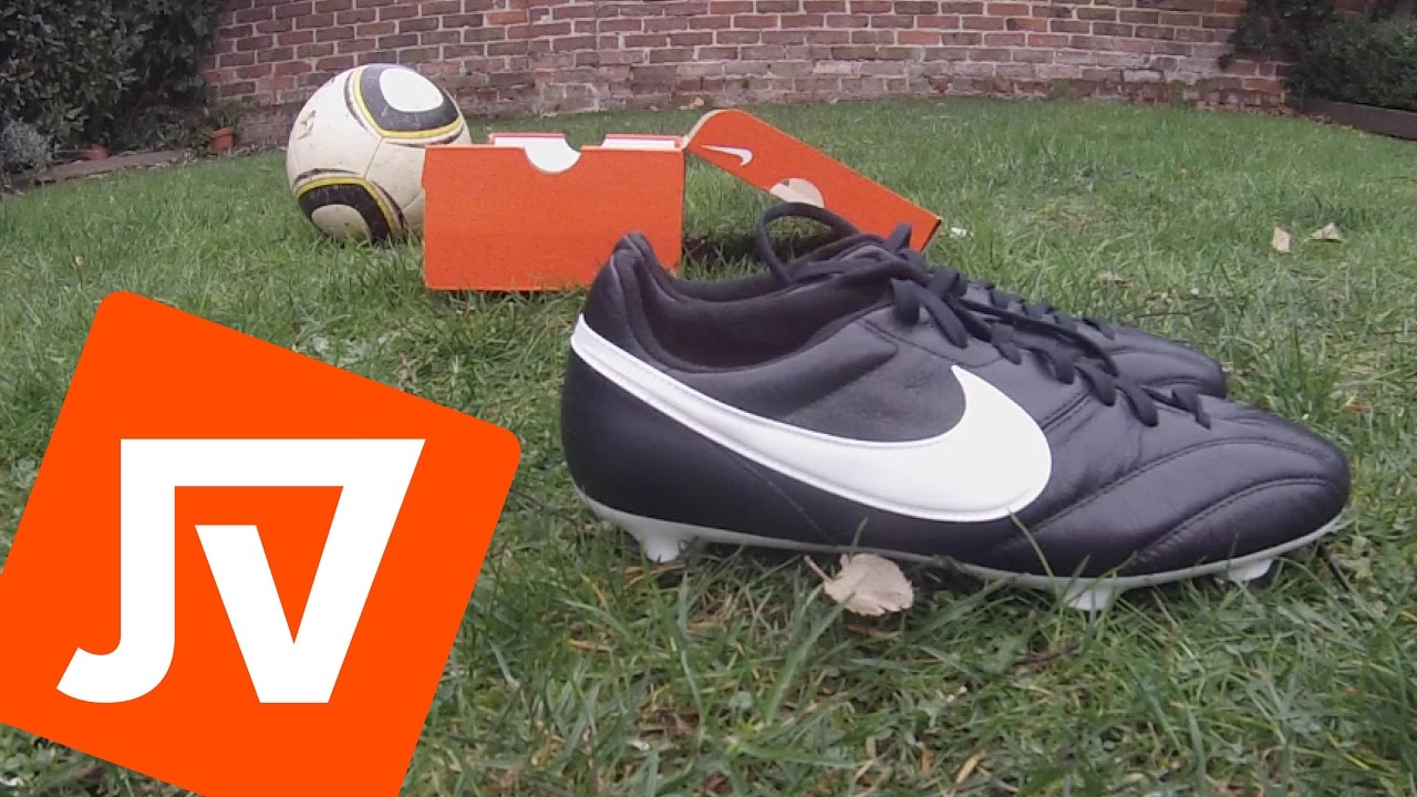 e6afb0fca Nike Premier SG Black/Summit White - Orange Blaze Football Boots | Boot  Review