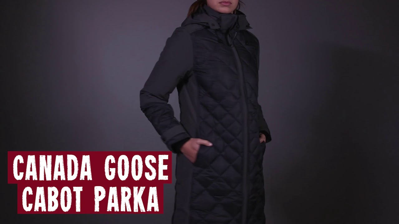 Canada Goose Women's Cabot Parka 2017 Review