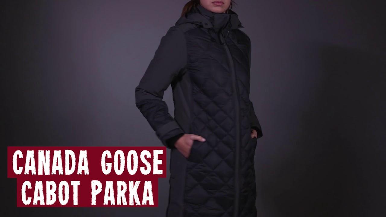 canada goose shelburne parka youtube