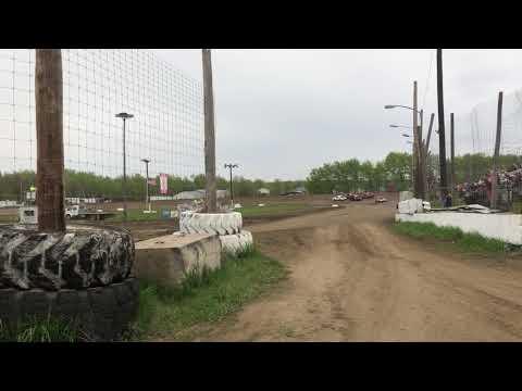 5/26/19 heat race bemidji speedway