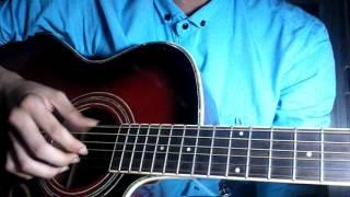 Một bài hát sáng tác bằng guitar cực tâm trạng