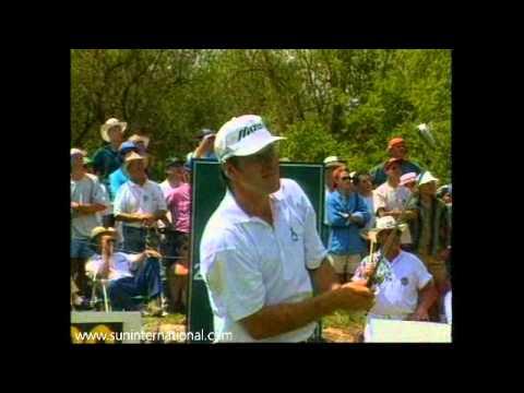 Winner, 1994, Nick Faldo   Nedbank Golf Challenge