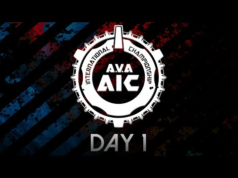 AVA International Championship 2016 Day 1 (Group Stage + Semi-Final)