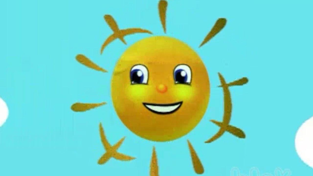 Мультики для самых маленьких - Мамино Солнышко - YouTube
